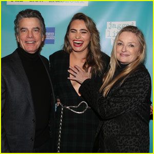 Kathryn Gallagher Gets Raves for 'Jagged Little Pill' & Lots of Support on Opening Night!