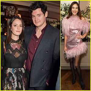 Kaya Scodelario & Benjamin Walker Couple Up To Celebrate 2019's BAFTA Breakthrough Brits!