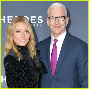 Kelly Ripa & Anderson Cooper Host CNN Heroes Awards 2019