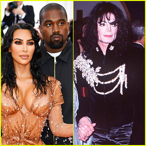 Kim Kardashian Bought North West One of Michael Jackson's Actual Jackets for Christmas