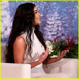 Kim Kardashian Talks Feud with Kourtney & Her Break from 'Keeping Up' (Video)