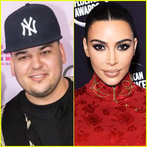 Kim Kardashian Has a Suggestion For Which Celeb Rob Kardashian Could Marry!