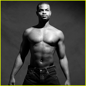 King Bach Shows Off His Hot Body for New Photo Shoot with Tyler Shields!