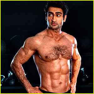 Kumail Nanjiani Shows Off His Amazing Shirtless Body, Reveals How His Transformation Became Possible