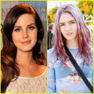 Lana Del Rey & Grimes Discuss Being Public Figures: 'It Has a Level of Surreality To It'