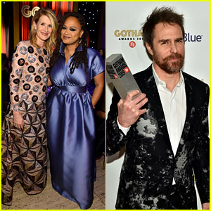 Laura Dern, Sam Rockwell, & Ava DuVernay Receive Special Tribute Prizes at Gotham Awards 2019!