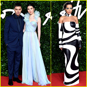 Liam Payne, Rita Ora, & More Music Stars Attend British Fashion's Biggest Night!