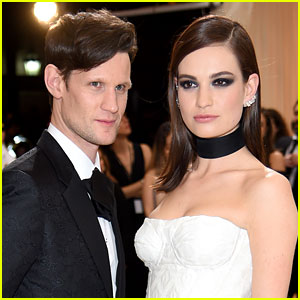 Lily James & Matt Smith Spotted Together Amid Split Reports
