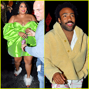 Lizzo, Donald Glover & More Attend 'SNL' After-Party in NYC!