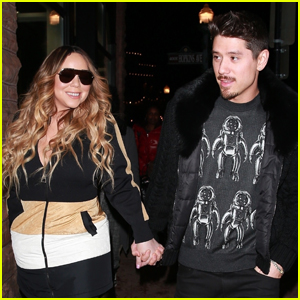 Mariah Carey & Bryan Tanaka Go Shopping in Aspen!