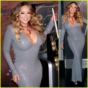 Mariah Carey Lights Up Empire State Building in Honor of 'All I Want for Christmas Is You'
