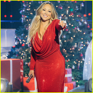 Mariah Carey Performs 'Oh Santa' on 'Late Late Show' - Watch!
