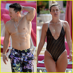 Mark Wahlberg & Wife Rhea Continue to Soak Up the Sun on Vacation in Barbados