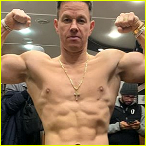 Mark Wahlberg Shows Off His Shirtless Body Transformation After Six Months of Training