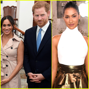 Meghan Markle & Prince Harry's Christmas Card Was Photographed by Meghan's Actress Friend
