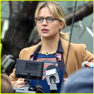 Melissa Benoist Reveals Huge Spoiler on 'Supergirl' Set in Vancouver