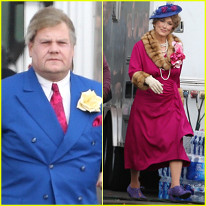 Meryl Streep & James Corden Film Netflix Musical 'The Prom' - See the First Pictures From the Set!