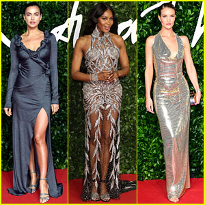 Supermodels Irina Shayk, Naomi Campbell, & More Show Off Incredible Style at Fashion Awards 2019!