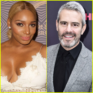 Nene Leakes Calls Out Andy Cohen For Seemingly Shading Her Dress Choice