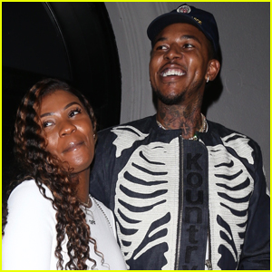 Nick Young & Keonna Green Celebrate Engagement in West Hollywood!