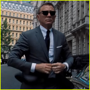 No Time To Die Releases Teaser Trailer For Daniel Craig S