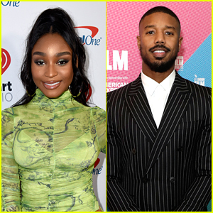 Normani Reveals Her Celebrity Crush Without Saying His Name