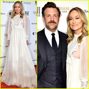 Olivia Wilde Gets Support from Jason Sudeikis & 'Booksmart' Cast at Gotham Awards 2019!