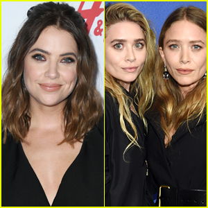 Mary-Kate & Ashley Olsen Film Birthday Video for Ashley Benson to Make Her Dreams Come True
