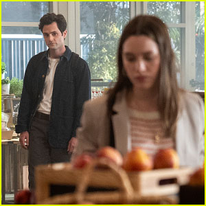 Penn Badgley in 'You' Season 2 - First Look Photos Revealed!