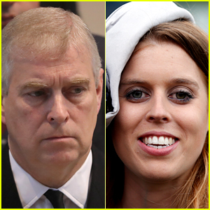 Prince Andrew Did Not Attend Princess Beatrice's Engagement Party