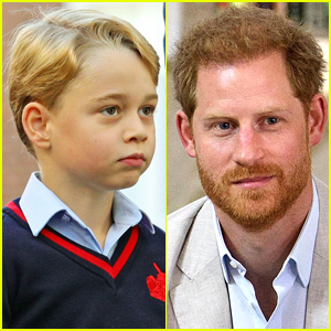 Prince Harry Made This Joke After He First Met Prince George in 2013!