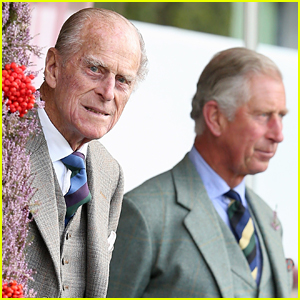 Prince Charles Gives Brief Update on Dad Prince Philip's Hospitalization