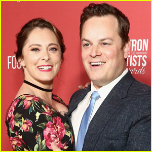 Pregnant Rachel Bloom & Husband Dan Gregor Taken in By Local Couple After Being Stranded By Storm