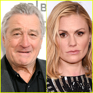 Robert De Niro Defends Anna Paquin's Six Word Appearance in 'The Irishman'