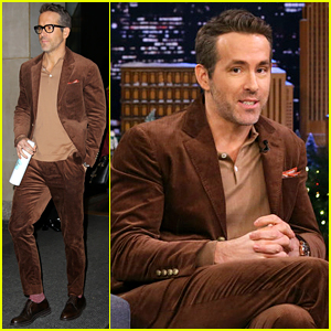 Ryan Reynolds' Daughter James Wants to Be an Actor!