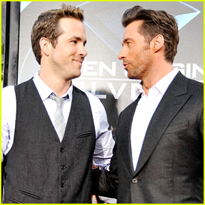 Ryan Reynolds Reignites Hugh Jackman 'Feud,' Calls Him 'Fraud' Who's Not Really Australian