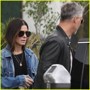 Sandra Bullock & Boyfriend Bryan Randall Enjoy Rare Outing in Los Angeles