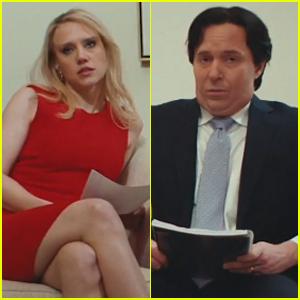 'Saturday Night Live' Parodies 'Marriage Story' with Kellyanne Conway - Watch!