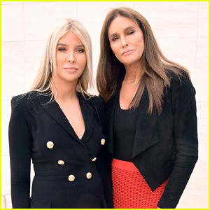 Sophia Hutchins Finally Confirms Her & Caitlyn Jenner's Relationship Status