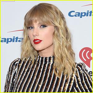 Taylor Swift Announces She's Headlining Glastonbury Festival's 50th Anniversary!