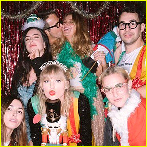 Look Inside Taylor Swift's Holiday-Themed Birthday Party with These Photos!
