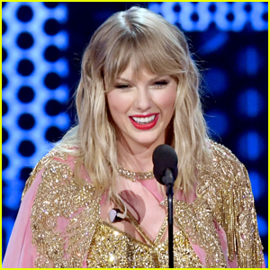 Taylor Swift Reacts to Golden Globes 2020 Nomination for Best Original Song!