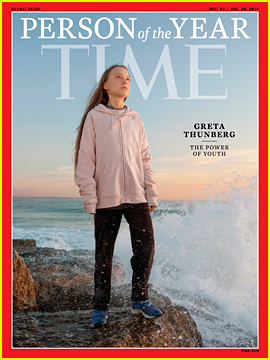 Greta Thunberg Is Time's Person of the Year 2019