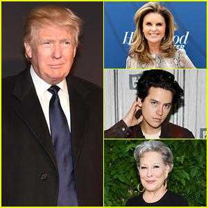 Celebs React To Donald Trumps Impeachment Vote on Social Media