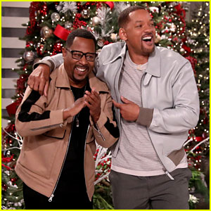 Martin Lawrence Says He Helped Hire Will Smith for 'Bad Boys'