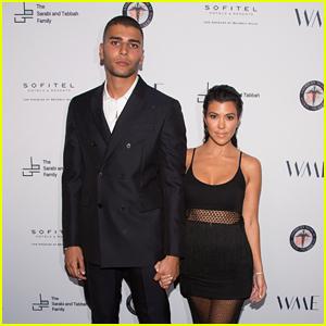 Kourtney Kardashian's Son Reign Gets a Gift From Younes Bendjima