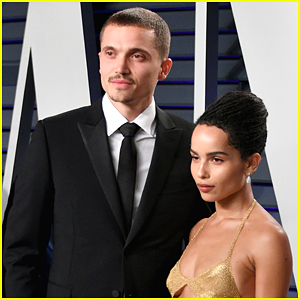 Zoe Kravitz Shares Photos From Her Paris Wedding To Karl Glusman