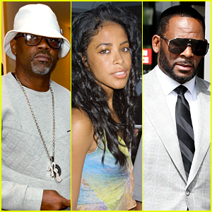 Aaliyah's Ex Damon Dash Speaks Out About R. Kelly Relationship