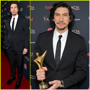Adam Driver Wins Best Actor for 'Marriage Story' at AACTA Awards 2020!