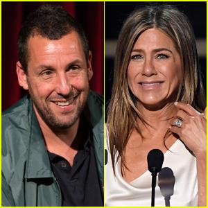 Adam Sandler Responds to Jennifer Aniston's SAG Awards 2020 Shout-Out!